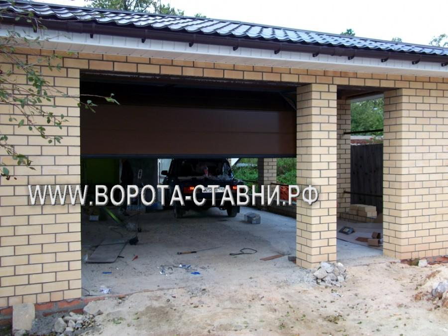 гаражные ворота в Подольске
