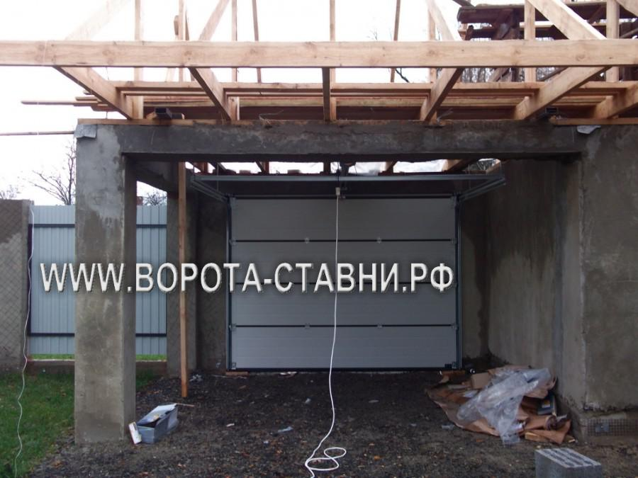 ворота в Домодедовском р-не
