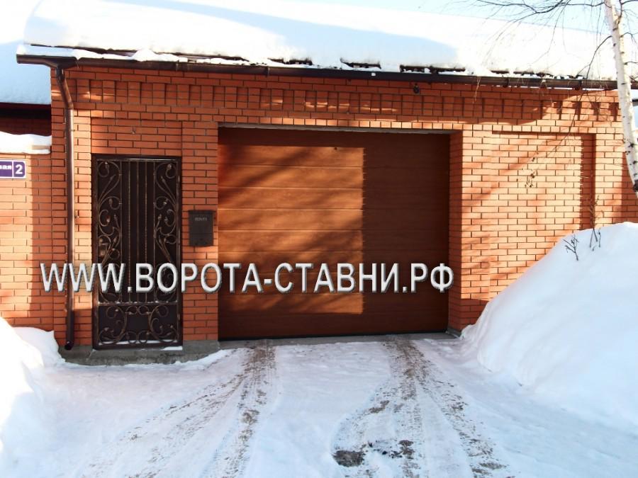 гаражные ворота в Домодедово