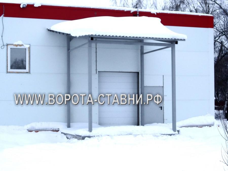 Секционные ворота в Домодедово