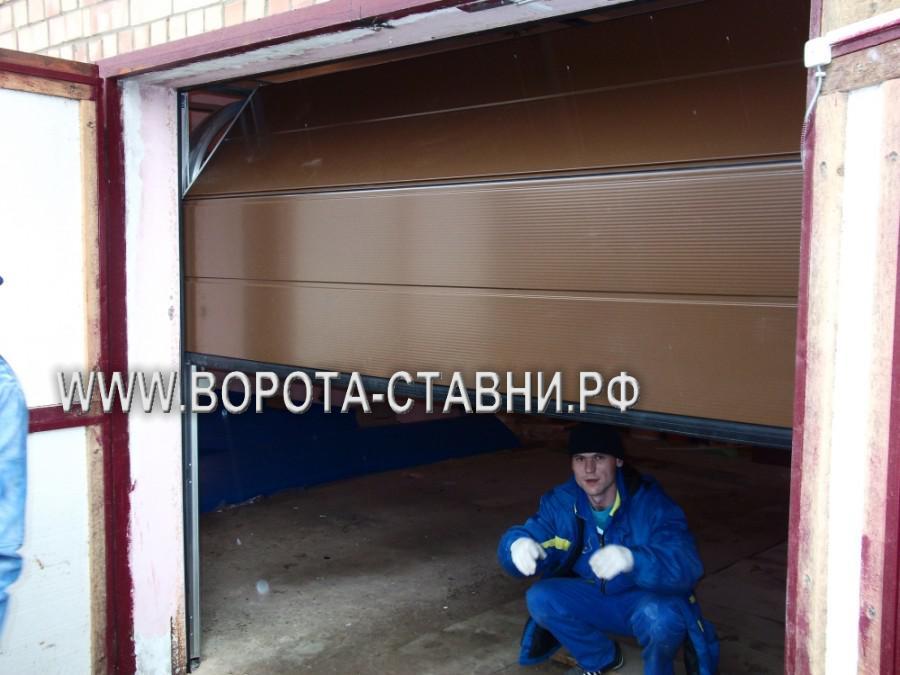 ворота в Домодедово