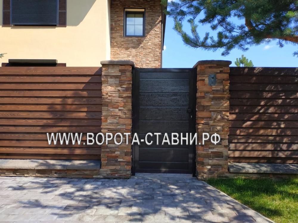 калитка в Видном