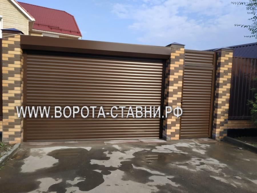Ворота и калитка Ленинский район