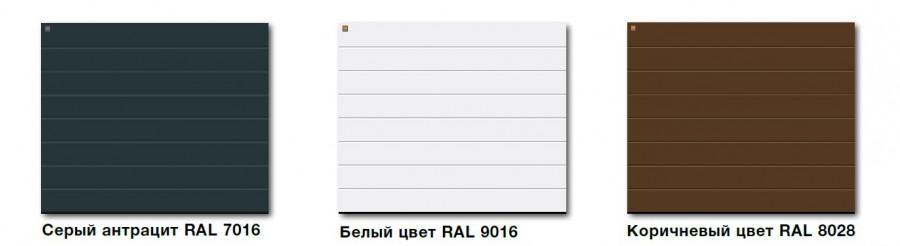 Картинки по запросу RAL 9016 - белый  RAL 8028 - коричневый   RAL 7016 - антрацит