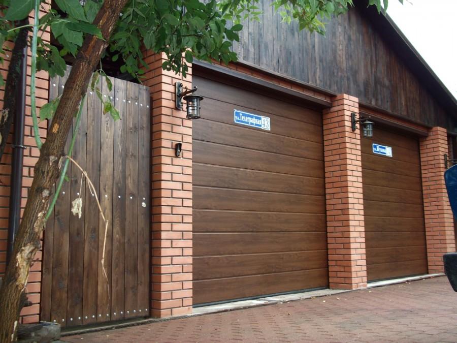 качественные ворота в Домодедовском районе