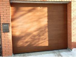 установка ворот в гараж Домодедово