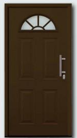 дверь TPS 200 RAL 8028 коричневого цвета