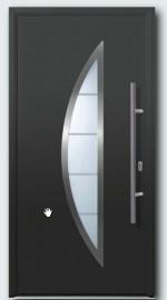 дверь TPS 900 с поверхностью Decograin Titan Metallic